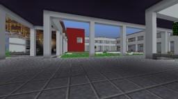 Escola Estadual Profª Laura Maria Chagas de Assis Minecraft Map & Project