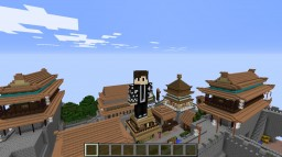 ChineseMythology world Minecraft Map & Project