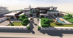 Futuristic Mansion