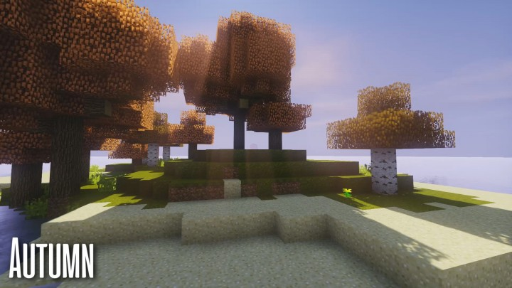 Autumn with Shaders