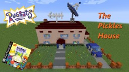 Rugrats — The Pickles House Minecraft Map & Project