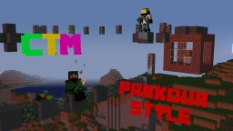 CTM: Parkour Style [1.12] Minecraft Project