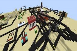 Realistic Desert City Minecraft Map & Project