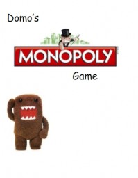 Domo's Monoply game Minecraft Blog Post