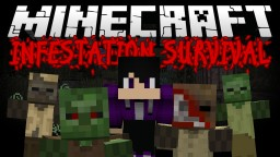 Infestation Survival (Mini-game) [1.12] Minecraft Map & Project