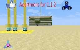 apartment 1.11.2 Minecraft Map & Project