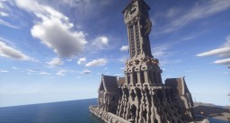 Steampunk Clock Tower Minecraft Map & Project