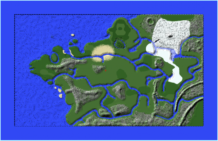 The Whole Map so Far