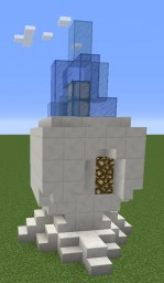 Small Litwick Statue Minecraft Map & Project