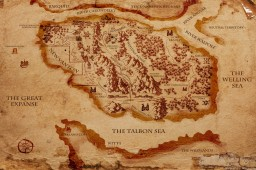 The Realm of Vandir, a colonial experience in a fantastical world [RP] Minecraft Server
