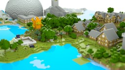 Basic Survival + Fun Minecraft Server! Minecraft Server