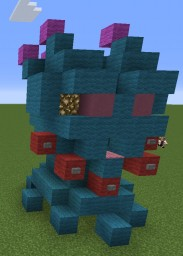 Small Misdreavus Statue Minecraft Map & Project