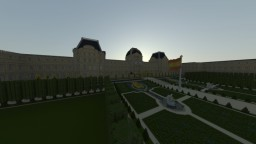 Imperial Palace of the Tuileries Minecraft Map & Project