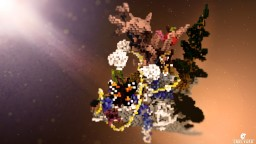 Natural Reindeer Formation Minecraft Project