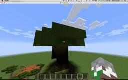8x Dark Oak Tree! Minecraft Map & Project