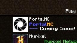 PortalMC Minecraft Map & Project