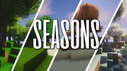 Seasons in Minecraft Vanilla 1.12