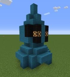 Small Shuppet Statue