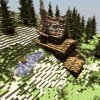 Dawhold Manor - Medieval Household Minecraft Project