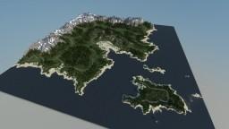 Jarus Survival custom map Minecraft Project