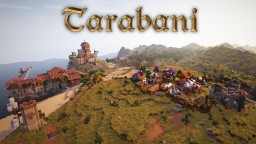 Town of Tarabani Minecraft Map & Project