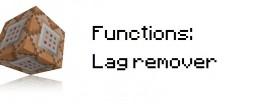 Server lag remover (Minecraft 1.12 function) Minecraft Blog Post