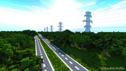Transmission lines | Republic of Union Islands Minecraft Project