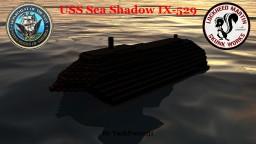 USS Sea Shadow IX-529 Minecraft Map & Project