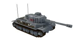 VK 4501 Tiger (P) 10:1 sclae