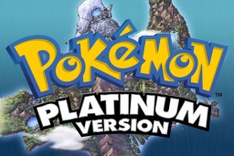 Pokémon Platinum Remake Minecraft