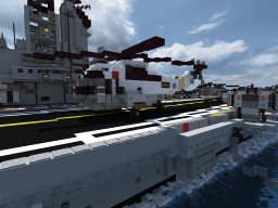 Agusta AS-61 D4 Sea King Minecraft Map & Project