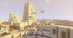 Mos Eisley | Star Wars Minecraft