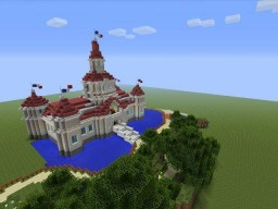 Super Mario Craft World Minecraft Project