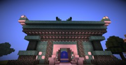 LegendZ Base 1.0 Minecraft Map & Project