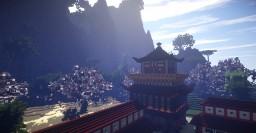 Japanese style server lobby Minecraft