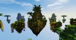 Skywars map: Pineapple Paradise