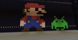 Pixelart! Minecraft Project