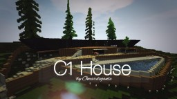 C1 House by Omardegante Minecraft Project