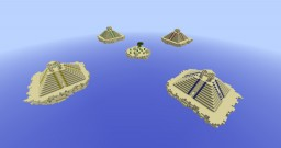Emerald Wars - Egg Wars Using Only Command Blocks No Plugins Minecraft Map & Project