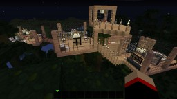 Tree House (House II) Minecraft Project