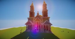 Cathedral by PRXM (Work In Progress) Minecraft Map & Project