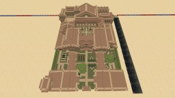 residential complex in the desert Minecraft Map & Project