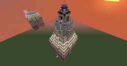 Spook Central / Shandor Building (Ghostbusters) Minecraft Map & Project