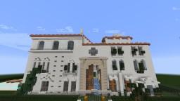 "Villa del Cielo (""Villa of Heaven"") Minecraft Map & Project"