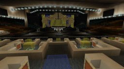 International Exhibition Centre in Kyiv- Eurovision 2017 Venue Minecraft Map & Project