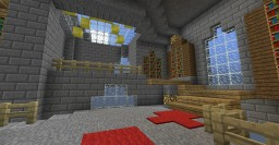 Skylanders Academy Library Minecraft Map & Project