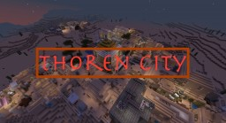 City of Thoren | desert city |  DOWNLOAD Minecraft Map & Project