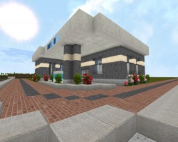 Realistic/Modern Law Office - Carolina Plains Minecraft Map & Project