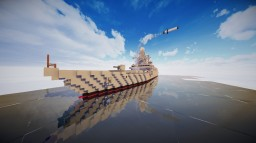 TYPE 45 DESTROYER! Minecraft Project