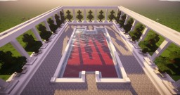 Darzalia - Roman BathHouse Minecraft Project